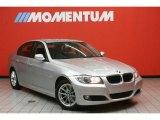 2010 Titanium Silver Metallic BMW 3 Series 328i Sedan #49695250