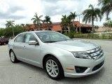 2010 Brilliant Silver Metallic Ford Fusion SEL #49694950