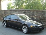 2007 BMW 6 Series 650i Coupe