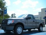 2011 Sterling Grey Metallic Ford F150 XL Regular Cab #49694955
