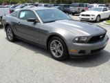 2011 Sterling Gray Metallic Ford Mustang V6 Premium Coupe #49695130