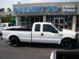 2004 Oxford White Ford F250 Super Duty XL SuperCab #49695137