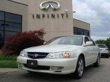 2003 White Diamond Pearl Acura TL 3.2 Type S #49695151
