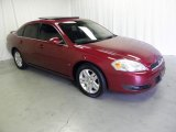 2006 Sport Red Metallic Chevrolet Impala LTZ #49695302