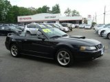2002 Black Ford Mustang GT Convertible #49694994