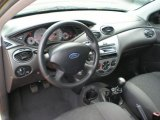 2003 Ford Focus ZX3 Coupe Dark Charcoal Interior