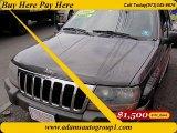 2002 Graphite Metallic Jeep Grand Cherokee Laredo 4x4 #49695171