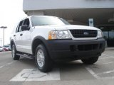 2003 Oxford White Ford Explorer XLS 4x4 #49695318