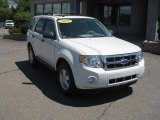 2009 White Suede Ford Escape XLT V6 #49695182