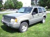 1998 Light Driftwood Satin Glow Jeep Grand Cherokee Laredo 4x4 #49695329