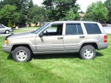 1998 Jeep Grand Cherokee Light Driftwood Satin Glow