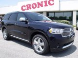 2011 Blackberry Pearl Dodge Durango Citadel #49695028
