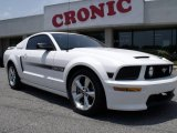 2007 Performance White Ford Mustang GT/CS California Special Coupe #49695032
