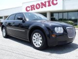 2008 Brilliant Black Crystal Pearl Chrysler 300 LX #49695034