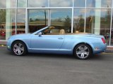2007 Bentley Continental GTC Silver Lake