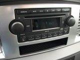 2007 Dodge Ram 1500 SLT Regular Cab 4x4 Controls