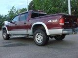 2003 Dodge Dakota Dark Garnet Red Pearl
