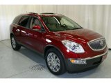 2010 Red Jewel Tintcoat Buick Enclave CXL AWD #49695045