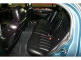 2003 Lincoln Town Car Executive Black Interior