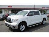 2010 Super White Toyota Tundra CrewMax #49695225