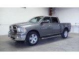 2011 Mineral Gray Metallic Dodge Ram 1500 SLT Crew Cab 4x4 #49695524