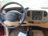 1997 Ford F150 XLT Extended Cab 4x4 Dashboard