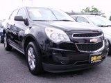 2010 Black Chevrolet Equinox LS #49748096