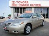 2008 Desert Sand Mica Toyota Camry XLE #49748114