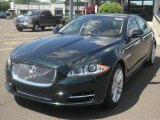 2011 Botanical Green Metallic Jaguar XJ XJL #49747964