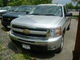 2011 Sheer Silver Metallic Chevrolet Silverado 1500 XFE Crew Cab #49747986