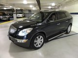 2010 Carbon Black Metallic Buick Enclave CXL AWD #49748278