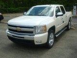 2011 Summit White Chevrolet Silverado 1500 LT Crew Cab #49748002