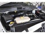2002 Dodge Ram 1500 Sport Quad Cab 5.9 Liter OHV 16-Valve V8 Engine