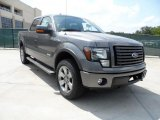 2011 Sterling Grey Metallic Ford F150 FX4 SuperCrew 4x4 #49748290