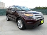 2011 Bordeaux Reserve Red Metallic Ford Explorer XLT #49748296