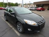 2012 Tuxedo Black Metallic Ford Focus SE Sport Sedan #49748195