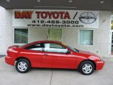 2003 Victory Red Chevrolet Cavalier Coupe #49748061