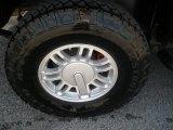 2009 Hummer H3 Championship Series Wheel