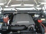 2009 Hummer H3 Championship Series 5.3 Liter OHV 16V Vortec V8 Engine