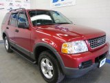 2003 Redfire Metallic Ford Explorer XLT 4x4 #49748487