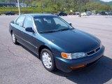 Honda Accord 1997 Data, Info and Specs