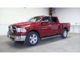 2011 Deep Cherry Red Crystal Pearl Dodge Ram 1500 Big Horn Crew Cab 4x4 #49748690