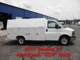 2011 GMC Savana Cutaway 3500 Commercial Utility Truck