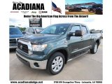 2008 Timberland Green Mica Toyota Tundra SR5 Double Cab #49748250