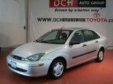 2003 CD Silver Metallic Ford Focus LX Sedan #49748724