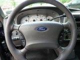 2002 Ford Explorer Sport Trac 4x4 Steering Wheel