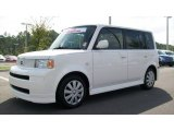 2005 Polar White Scion xB  #440534