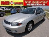 2003 Ultra Silver Metallic Chevrolet Cavalier Sedan #49748555