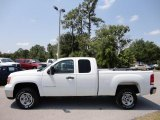 2007 GMC Sierra 2500HD Extended Cab Exterior