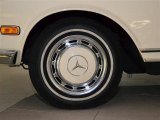 Mercedes-Benz SL Class 1969 Wheels and Tires